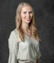 Tiara Kuutti Head Of HR