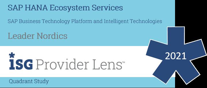 SAP Business Technology Platform and Intelligent Technologies, Leader, S/4HANA transformation